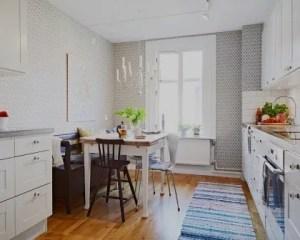Decoração de cozinhas em apartamento