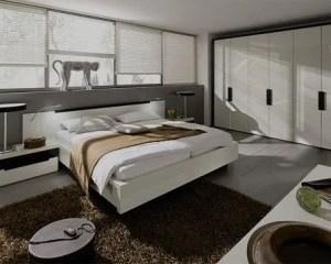 Design de interiores quarto de casal