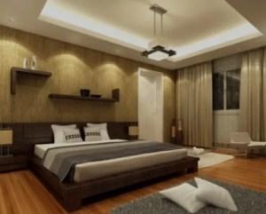 Interiores de casas quarto