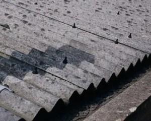 Fibrocimento telhado