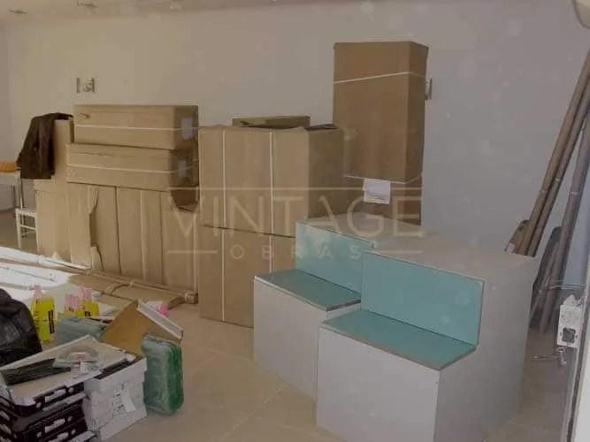 Material para remodelação geral de moradia