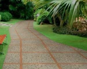 Remodelação de moradia pavimento exterior