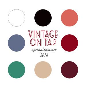 Wardrobe Architect palette | @vintageontap