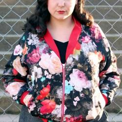 The Rigel bomber jacket | @VintageonTap