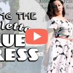 Sewing the Colette Rue | Vintage on Tap