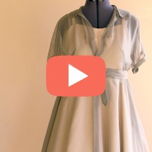 Video Making Of Simplicity 8252   Vintage on Tap