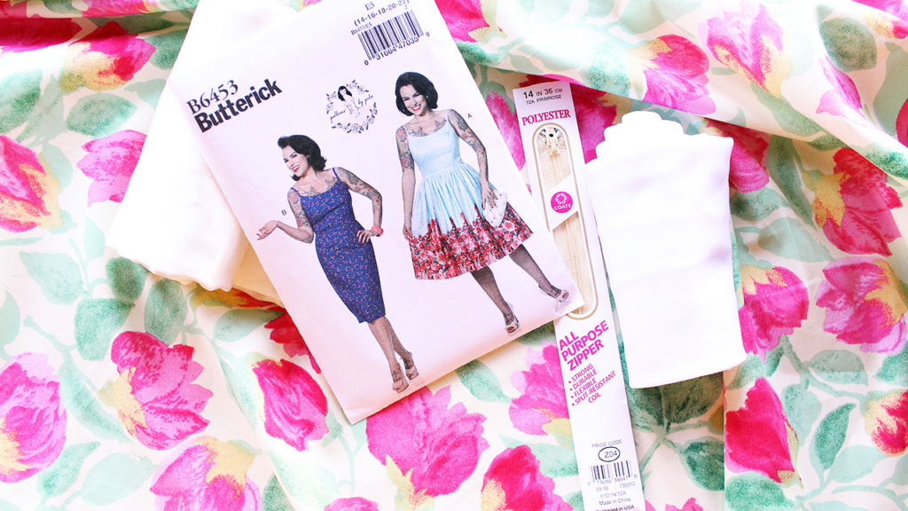 Gertie B6453 Sew Along, Butterick Tutorial | Vintage on Tap