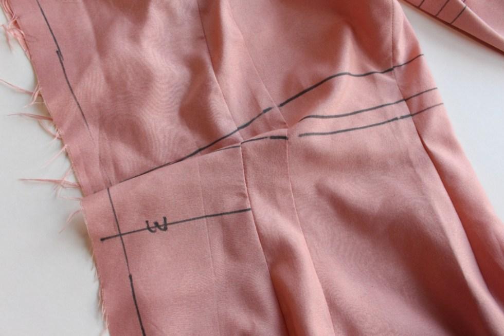 Vintage McCall's 7625, 1950s vintage sewing, sewing for petites | Vintage on Tap