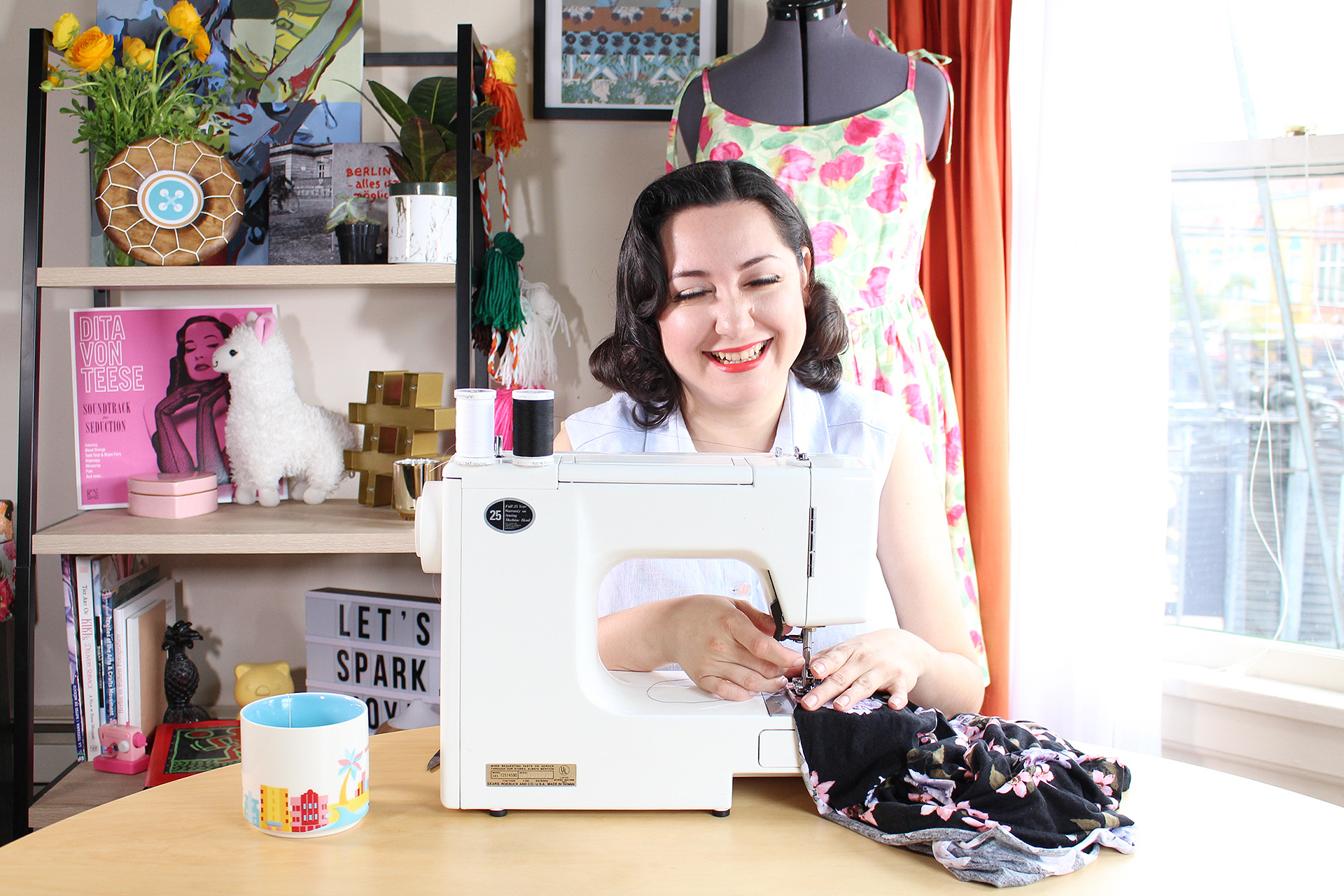 How to sew vintage, tutorials and tips for handmade clothing   Vintage on Tap