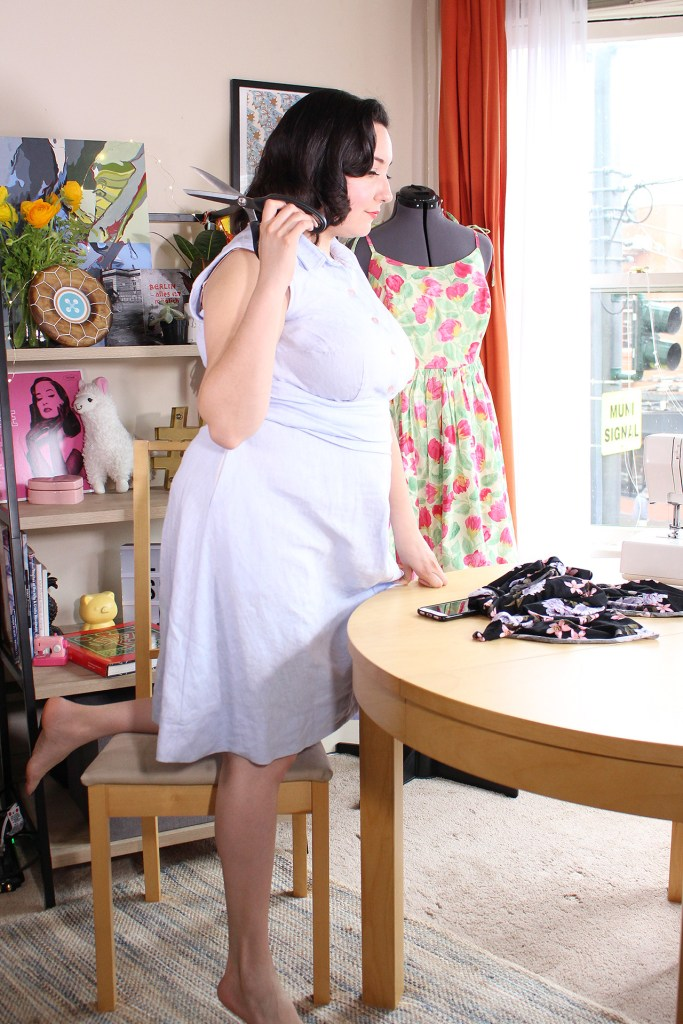 Learn how to sew vintage clothing | Vintage on Tap