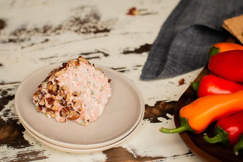 Smoked Salmon Cream Cheese Ball