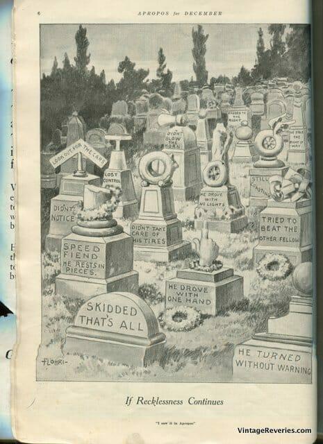 1920s auto comic scan