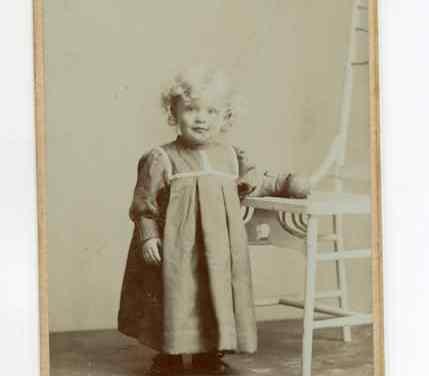 A turn of the century Swedish Girl, German turn of the century photos, & random