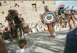 native american indian 1961 photograph head dress