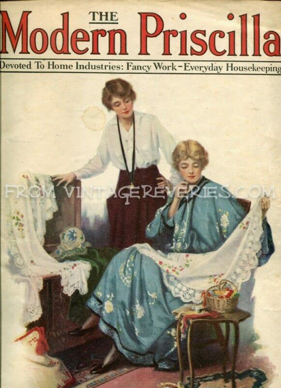 The Modern Priscilla Magazine - April 1917