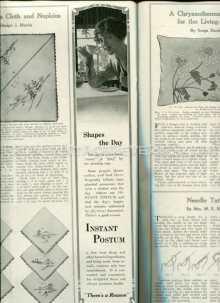1917 advertisements