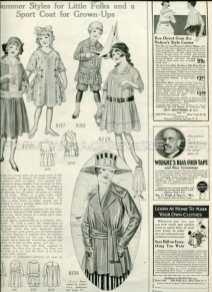 edwardian childrens fashions