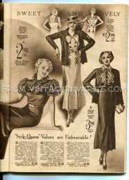 1930s summer dresses