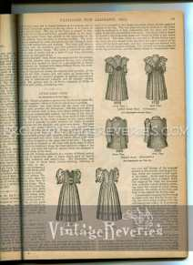 what little girls wore in the 1890s