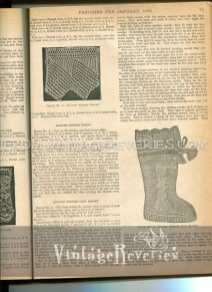free victorian crochet lace pattern