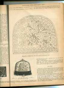 Battenberg Lace tea cosy pattern