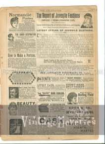 victorian work from home ads