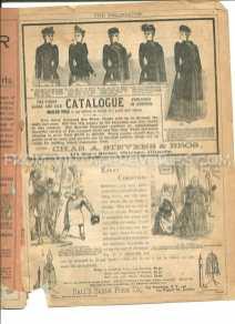 victorian fashions