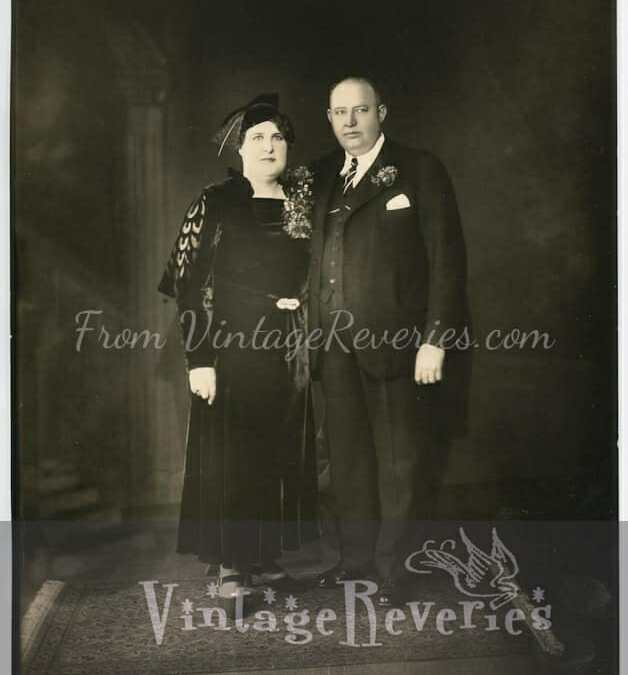 A couple in the 30s, and then again in the 40s or 50s