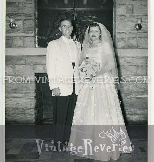 1950s Wedding Photos