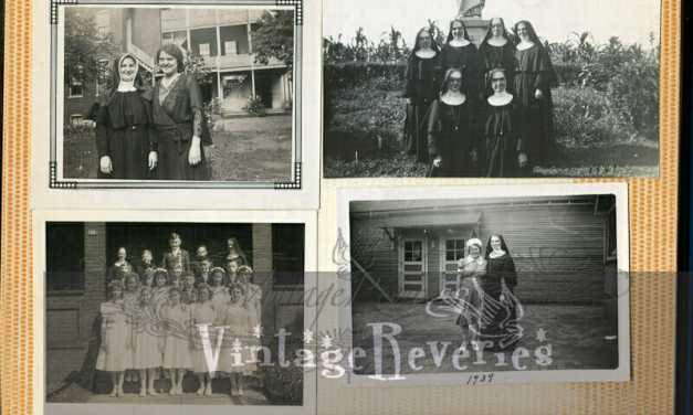 Last of the 1930s nun pictures