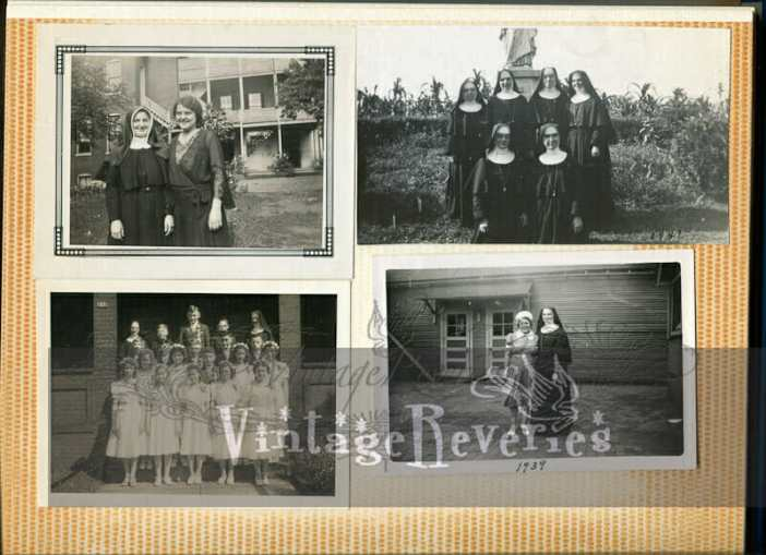 1939 nun pictures