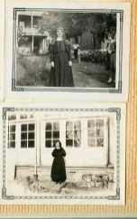 1930s album page