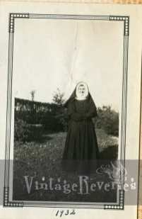 1930s catholic nun
