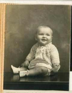 1930s baby boy photo
