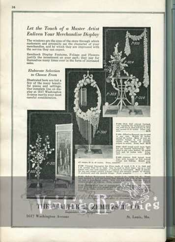 1920s business to business ad