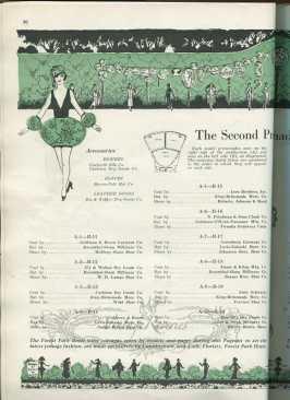 1924 fashion trade show