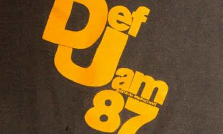 "VERY Rare 1987 Def Jam tour ""local crew"" tshirt"