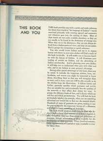 1930s fashion book