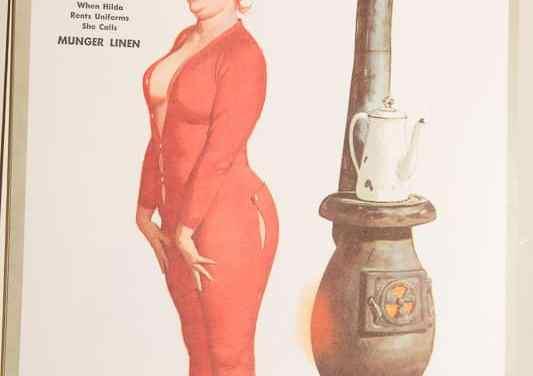 1958 Hilda Calendar