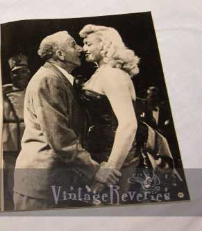 Dagmar and Jimmy Durante