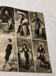 fashion history parody skit