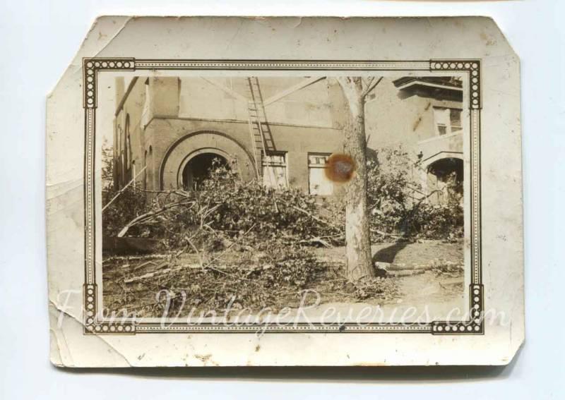 historic 1927 tornado