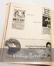 antifat ads in the 1800s vs 1950s