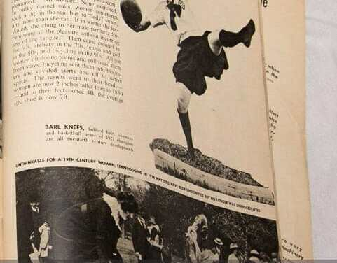 A brief history of Women in Sports