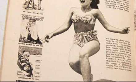 History of the Covergirl pinup model