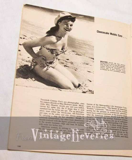 1950s modeling rates