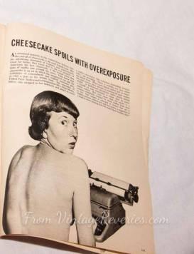 cheesecake pinup history