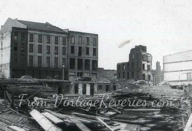 construction photos 1920s