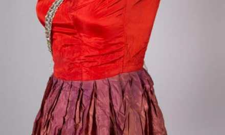 Vintage marching band – Teen's costume mini dress