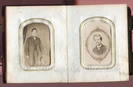 civil war young men